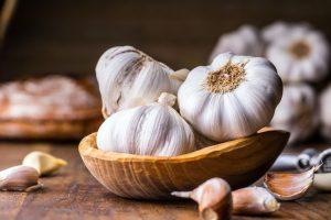Garlic, healthcare