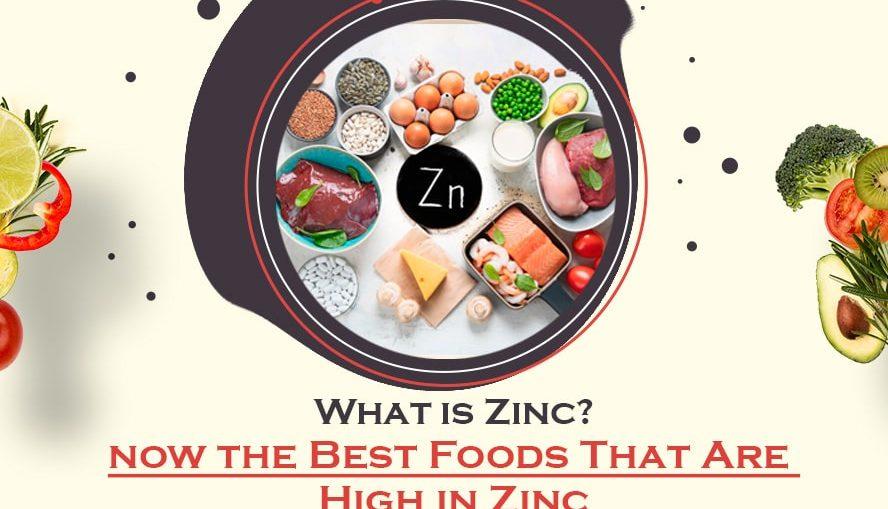 Zinc , Zinc Health Benefits, Zinc Foods